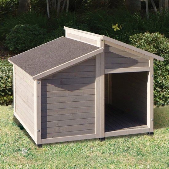Precision Pet Products Outback Bungalow Dog House