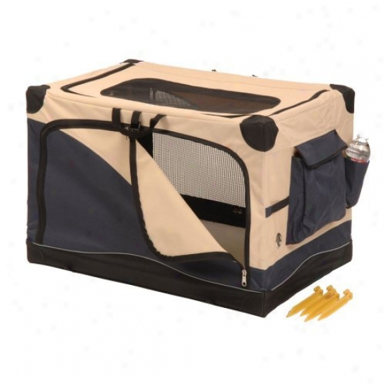 Exactness Soft-sided Pet Crate