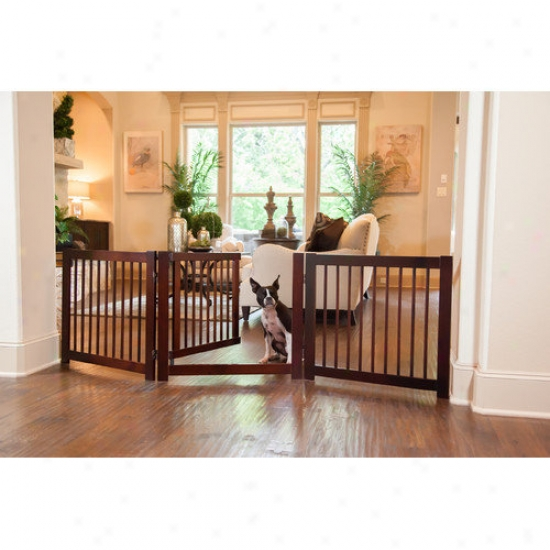 Primetime Petz 360d 3-panel Configurable Gate