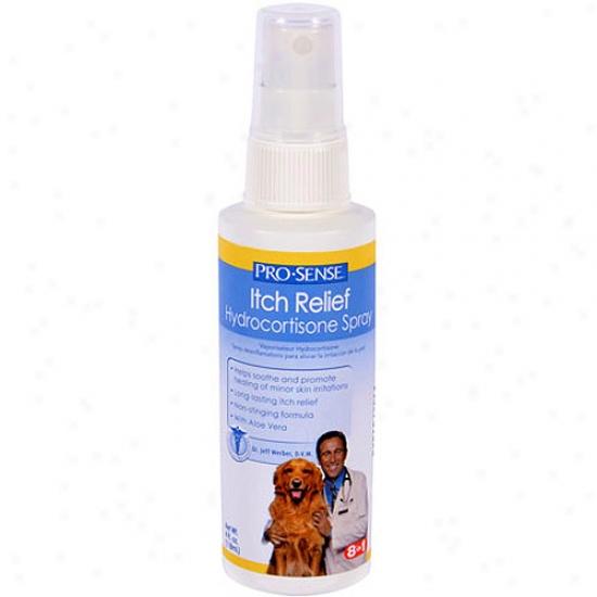 Prosense Hydrocortisone Spray, 4  Oz
