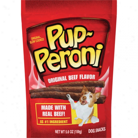 Pup-peroni Inventive Bef Dog Snacks, 5.6 Oz