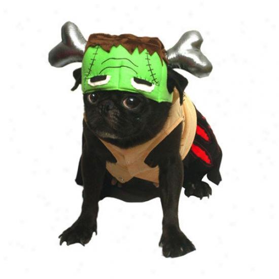 Puppe Love Barkenstein Dog Costume