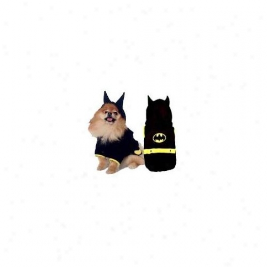 Puppe Love Bat Dog Dog Costume