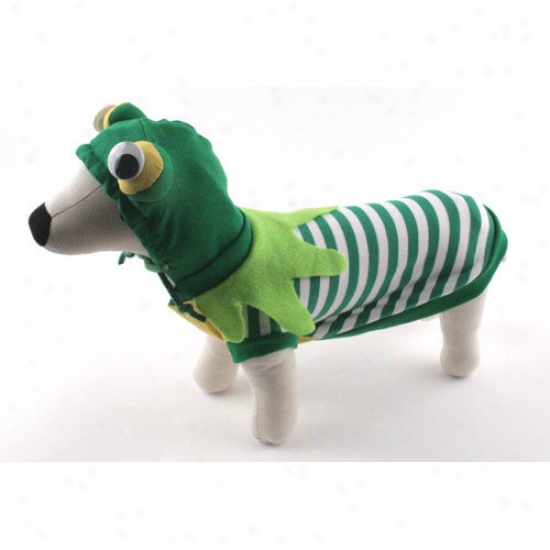 Puppe Love Frog Dog Costume