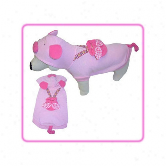 Puppw Love Pig Dog Costume