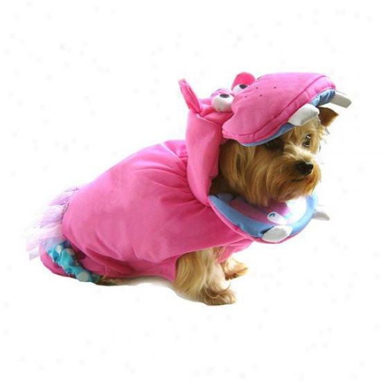 Puppe Love Minnow Hippo Dog Costume
