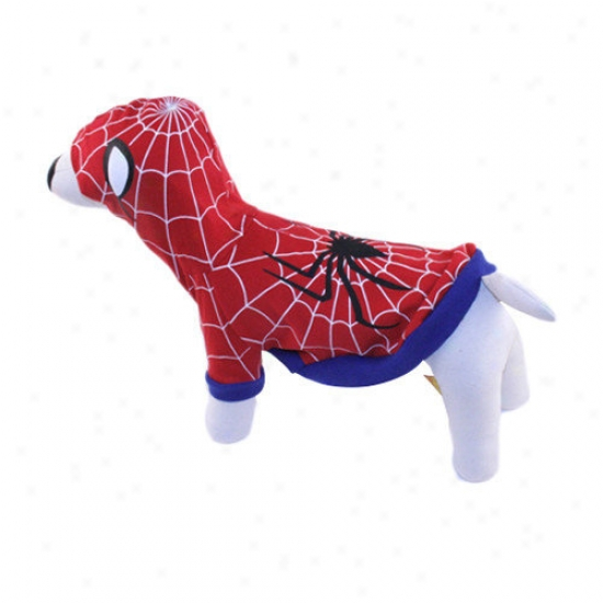 Puppe Love Spider Dog Dog Costume