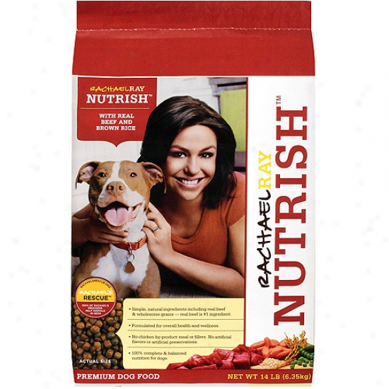 Rachael Ray Nutrish Beef And Rice 14lb