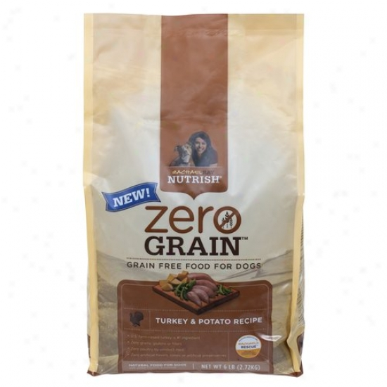 Rachael Ray Nutrish Zero Grain Dog Aliment, 6 Lb