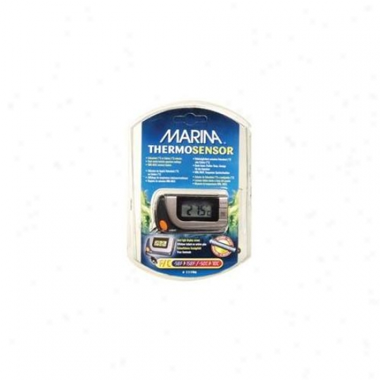 Rc Hagen 11196 Marina Thermo Sensor In-ut Thermometer With Memory