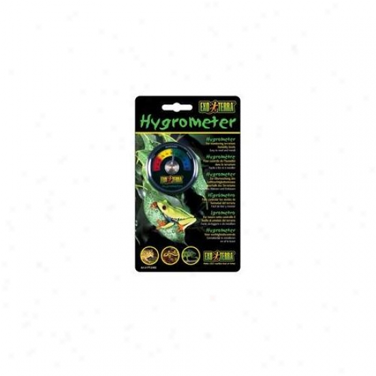 Rc Hagen Pt2466 Exo Terra Hygrometer