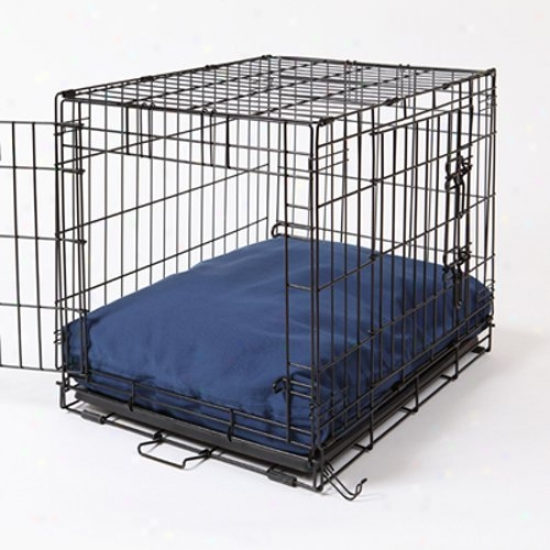 Rectangular Dog Bed Plant - Sailors Blue Crate oCver