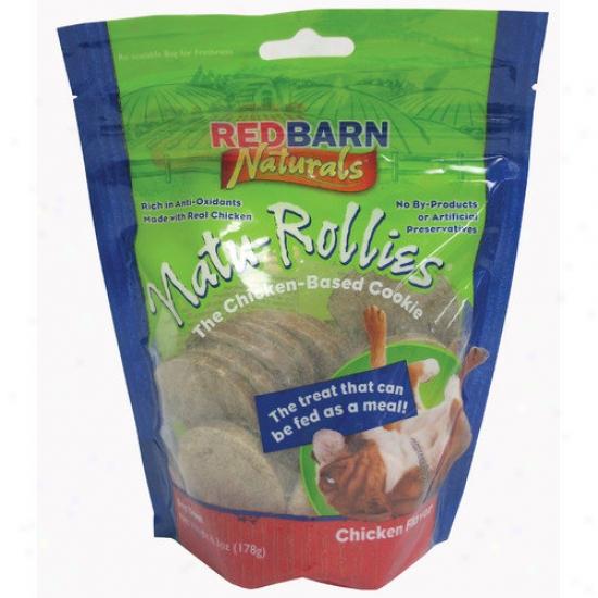 Redbarn Pet Products Inc Natu-rollies Dog Treat
