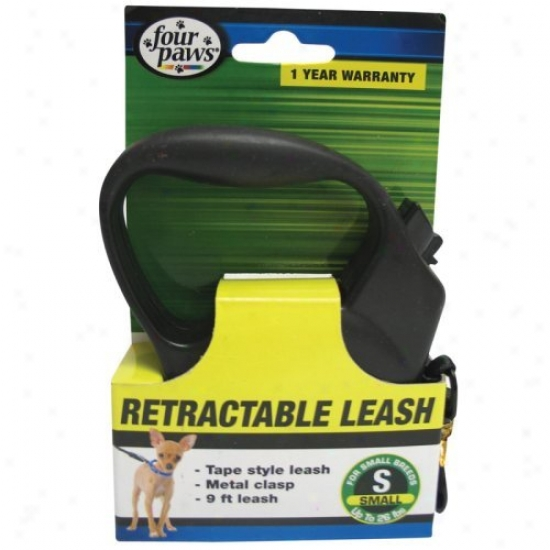 Retractable Tape Dog Leash