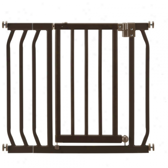Richell Usa Easy Lock Ii Pet Gate