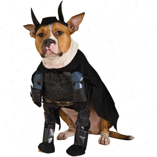 Rubie's Batman The Dark Knight Dog Costume, Multiple Sizes Available