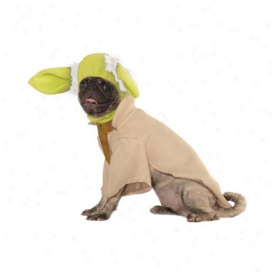 Rubies Yoda Dog Costume