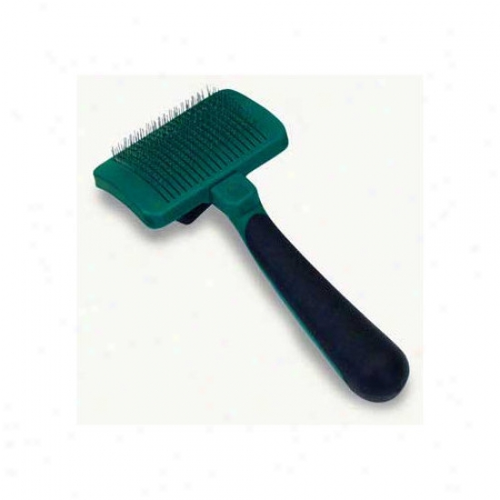 Safari Pet Products Self Cleaning Slicker Brush