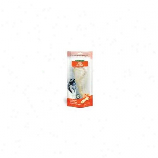 Salix Llc Skin And Coat Bone Dog Treat