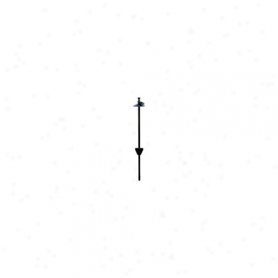 Scenic Road Manufacturing Dog Tieout Stake Wit hSeivel In Black