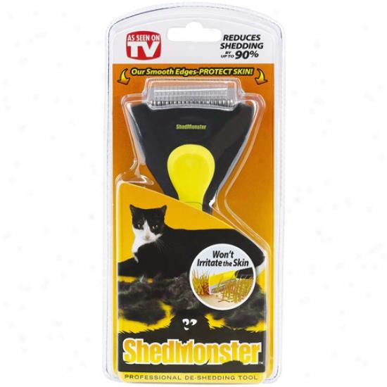 Shedmonster Cat Deshedding Tool