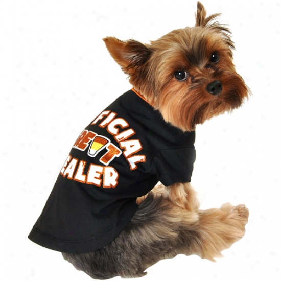 Simply Dog Treat Stealer Dog T-shirt, Dismal, (multiple Sizes Available)