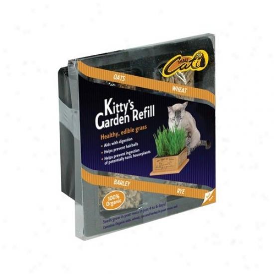 Smartcat Kitty's Garden Refill
