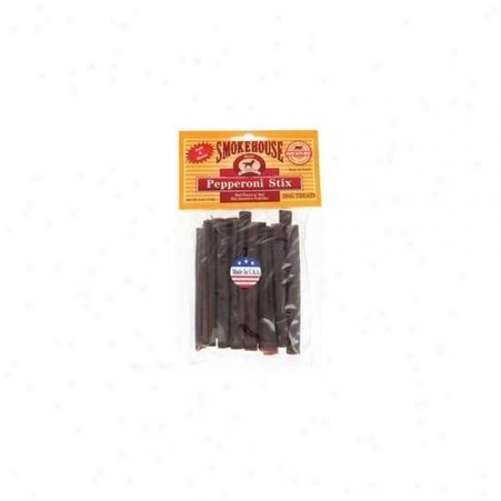 Smokehouse Pet Products 4 Oz Peperoni Stix Dog Treats  85812