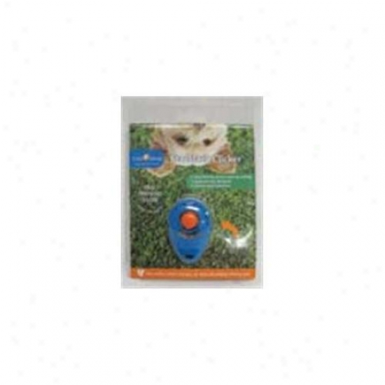 Starmark 078050 1'' H X 5'' W X 6. 75'' D Clicker Training Aid