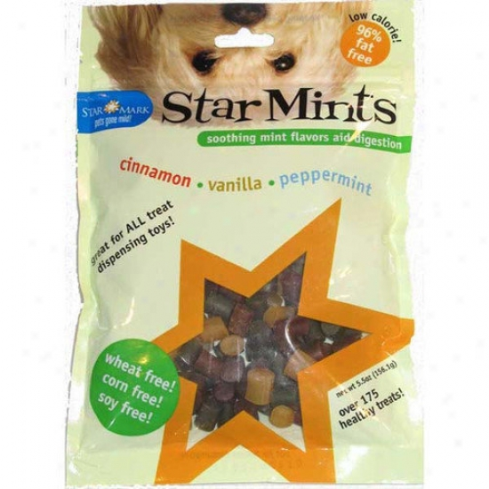 Starmark Star Mints Dog Treat