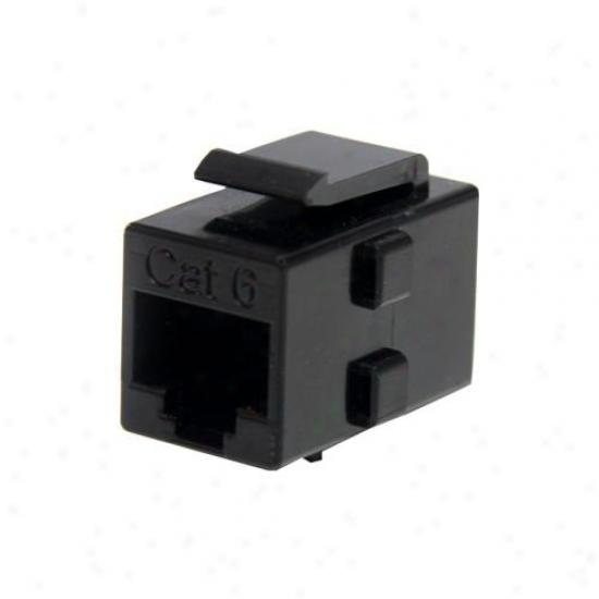 Startech Dot Com Startech Dot Com Cat 6 Rj45 Keystone Jack Network Coupler - F/f 2nf6366