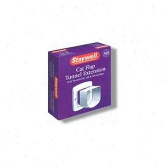 Staywell 310us 300 Series White Tunnel Ext.