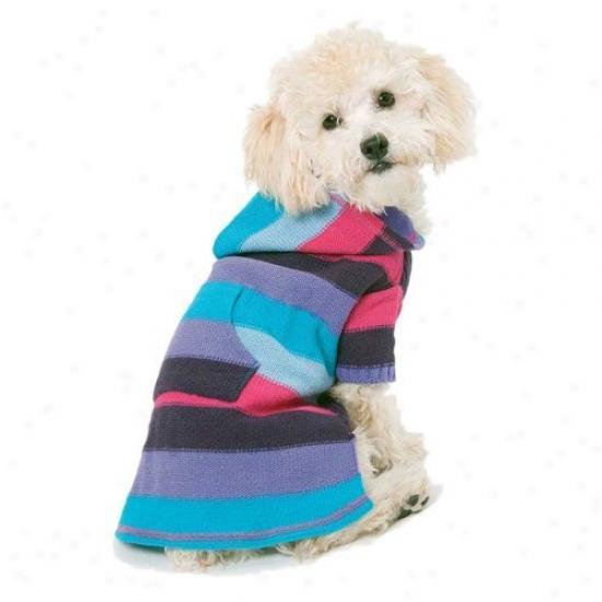 Stripe To Stripe Dress
