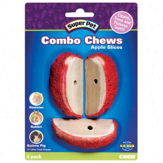 Super Pet Combo Chew Slice Small Animal Silly tale