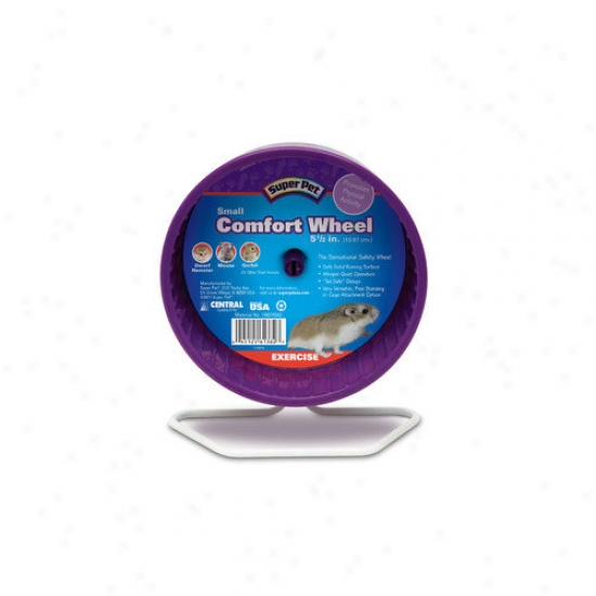 Super Peg Mouse Comfort Small Exercise Wheel