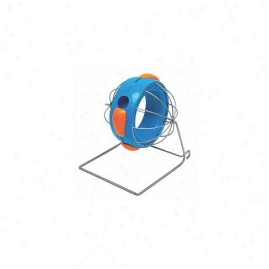 Super Pet - Super Pet Rollin Ball Hay And Treat Dispenser - 100506056