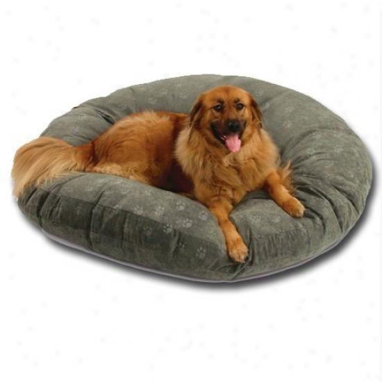 Supersoft Round Dog Bed