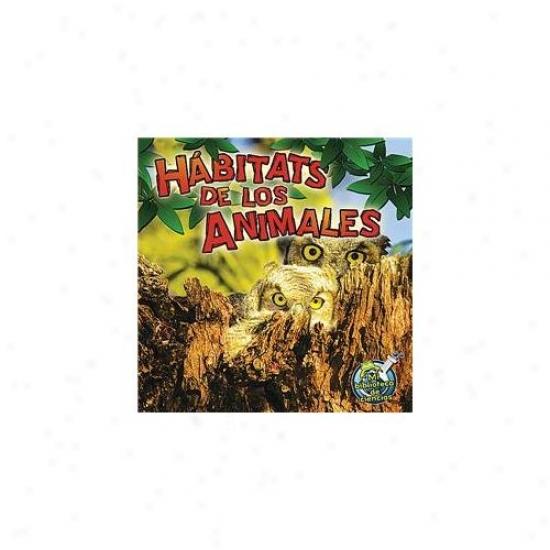 Teacher Created Resources 369082 Habitats De Los Animales (animal Habitats)