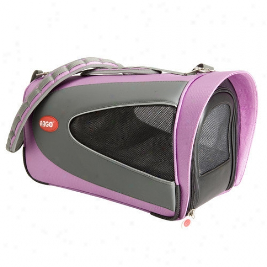 Teafco Argo Petawcop3 Pet Carrier In Pink