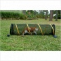 Abo 10580 Black Fun Run Safety Enclosure For Cats Play Indoor