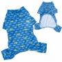 Klippo Angry mood Adorable Poly / Cotton Lightweightt Dog Pajamas
