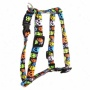 Yellow Dog Desifn Neon Skulls Roman Harness