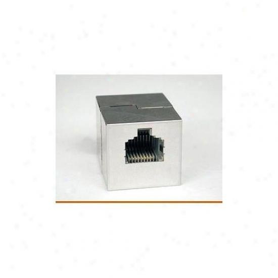 Tripp Lite Cat5e Straight Through Modular In-line Coupler 2095546
