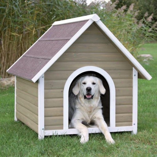 Trixie Natura A-frame Dog House
