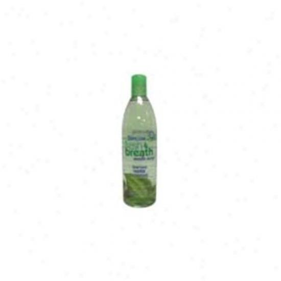 Tropiclean 001015 Fresh Breath Water Additive 16 Ounce