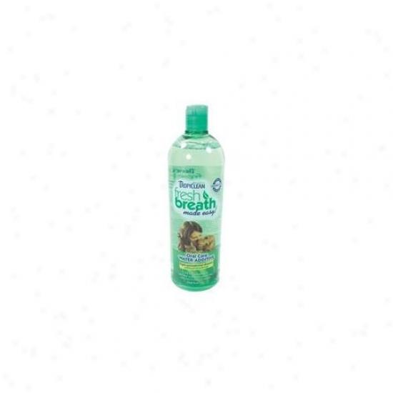 Tropiclean - Tropiclean Fresh Breath Water Additive 32 Ounce - 001114
