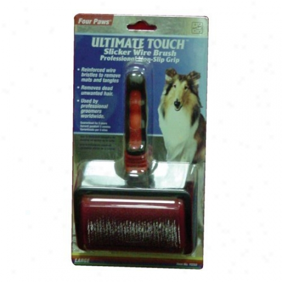 Ultimate Touch Furm Slicker Wire Brush