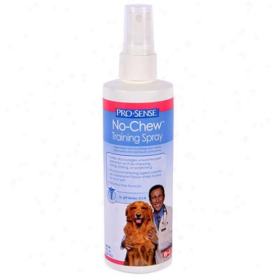 United Pet Group P-82668 8 Oz No Chew Training Spray