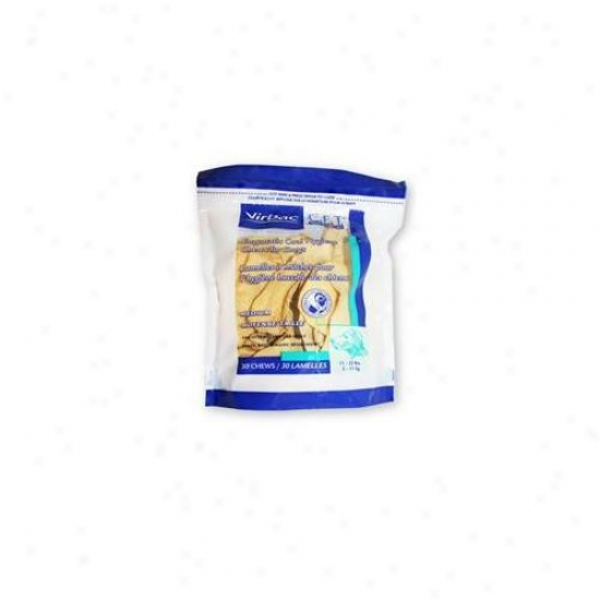 Virbac 018vr-cet603 C. E. T.  Enzymatic O5al Chews For Dogs