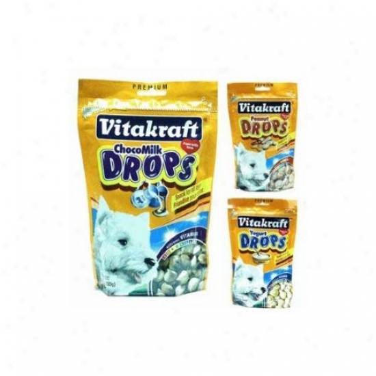 Vitakraft 8.5'' Pure Potato Drops Dog Entertain